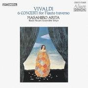ヴィヴァルディ:フルート協奏曲集 (作品10のオリジナル版) (デンオン・クラシック・ベストMore50)