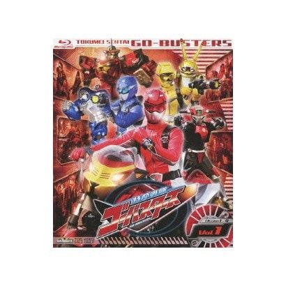 特命戦隊ゴーバスターズ Vol.1 (スーパー戦隊シリーズ) [Blu-ray Disc]