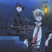 Pieces of Treasure (TVアニメ アルカナ・ファミリア La storia della Arcana Famiglia エンディングテーマ)