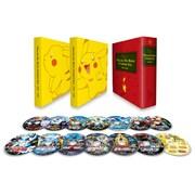 PIKACHU THE MOVIE PREMIUM BOX 1998-2010