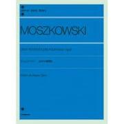 モシュコフスキー 20の小練習曲 作品91 [単行本]