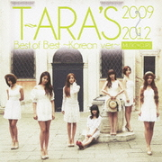 T-ARA'S Best of Best 2009~2012 ~Korean ver.~