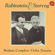 ブラームス:ヴァイオリン・ソナタ全集 (ベスト・クラシック100 81)