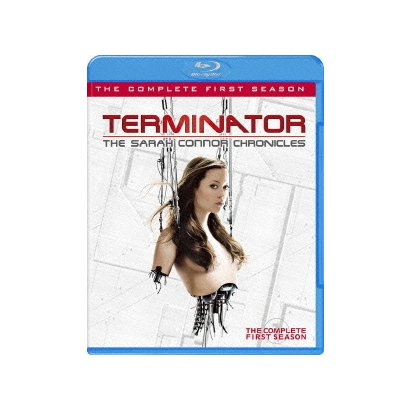 ターミネーター: サラ・コナー クロニクルズ<ファースト・シーズン>コンプリート・セット 3枚組 [Blu-ray Disc]