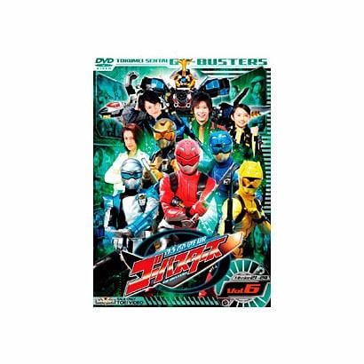 特命戦隊ゴーバスターズ Vol.6 (スーパー戦隊シリーズ) [DVD]