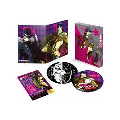 ジョジョの奇妙な冒険 Vol.1 [Blu-ray Disc]
