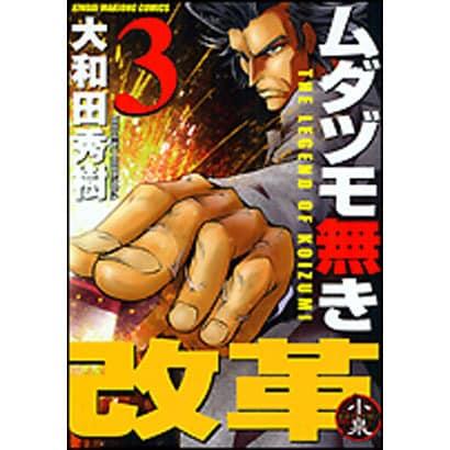 ムダヅモ無き改革 3(近代麻雀コミックス) [コミック]