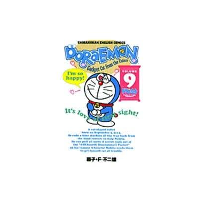 DORAEMON<9>(小学館 イングリッシュコミックス) [コミック]