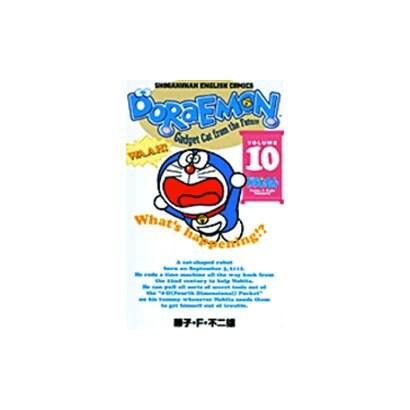 DORAEMON<10>(小学館 イングリッシュコミックス) [コミック]