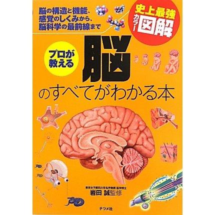 史上最強カラー図解 プロが教える脳のすべてがわかる本 [単行本]