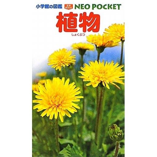 植物(小学館の図鑑NEO POCKET〈2〉) [図鑑]