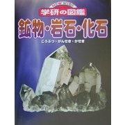 鉱物・岩石・化石(ニューワイド学研の図鑑) [図鑑]