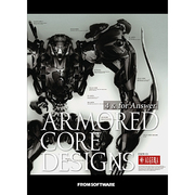 ARMORED CORE DESIGNS4&for Answ [単行本]