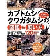 カブトムシ・クワガタムシの図鑑&飼い方(ワイド版・動物図鑑シリーズ) [単行本]