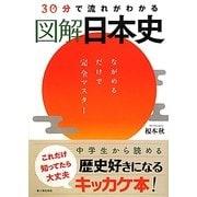30分で流れがわかる図解日本史―ながめるだけで完全マスター [単行本]