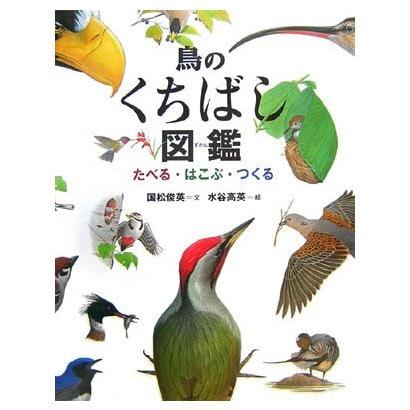 鳥のくちばし図鑑―たべる・はこぶ・つくる(ちしきのぽけっと〈4〉) [絵本]