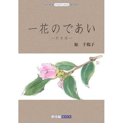 一花のであい―野草画(ART BOX POSTCARD BOOK) [単行本]