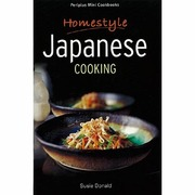Homestyle Japanese Cooking [単行本]