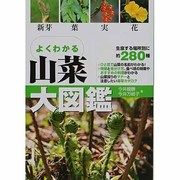 山菜大図鑑-よくわかる [単行本]