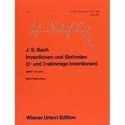 インヴェンションとシンフォニア(ウィーン原典版)
