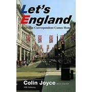 Let's England―A Foreign Correspondent Comes Home [単行本]