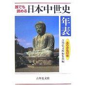誰でも読める日本中世史年表 ふりがな付き [単行本]