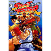 ストリートファイターザ・コミック VOLUME1 [単行本]