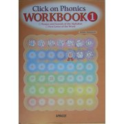 Click on Phonics WORKBOOK〈1〉Names and Sounds of the Alphabet・First Letter of the Word [単行本]