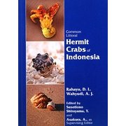 Common Littoral Hermit Crabs of Indonesia [図鑑]