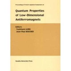 Quantum Properties of Low-Dime [単行本]