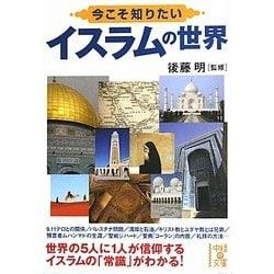 今こそ知りたいイスラムの世界(中経の文庫) [文庫]