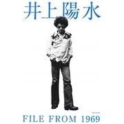 井上陽水FILE FROM 1969 [単行本]