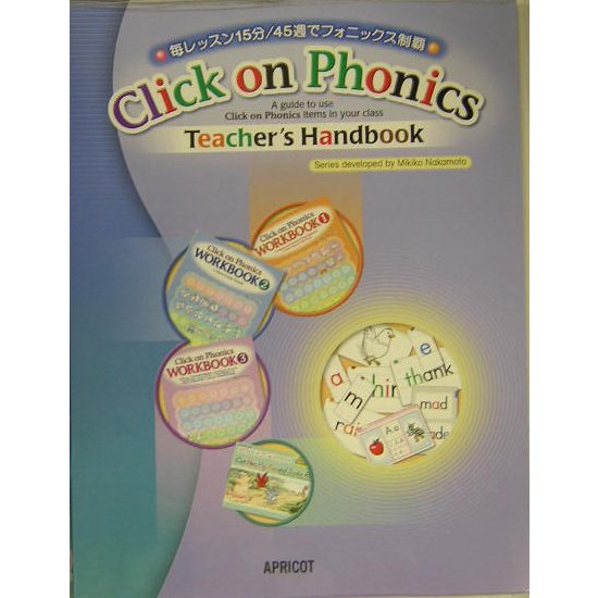 Click on Phonics TEACHER'S HANDBOOK