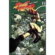 ストリートファイターザ・コミック VOLUME2 [単行本]