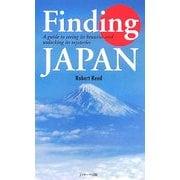 Finding Japan [単行本]