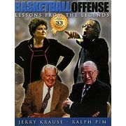 バスケットボール・オフェンス・レッスンズ・フロム・ザ・レジェンド(Basketball Coaching Series) [単行本]
