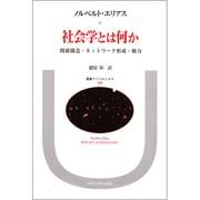社会学とは何か―関係構造・ネットワーク形成・権力(叢書・ウニベルシタス〈438〉) [全集叢書]