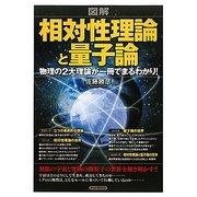 図解 相対性理論と量子論―物理の2大理論が一冊でまるわかり! [単行本]
