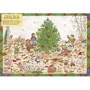 やまわきゆりこのクリスマスカレンダー-アドベントカレンダー [絵本]