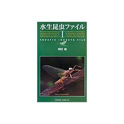 水生昆虫ファイル〈1〉 [単行本]