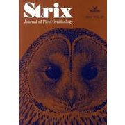 Strix Vol.27(2011)-野外鳥類学論文集 [ムックその他]