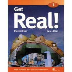 Get Real! New Edition Student [単行本]
