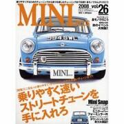 MINI PLUS vol.26 (2008)(KANTOSHA MOOK) [ムックその他]