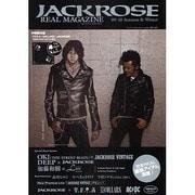 JACKROSE REAL MAGAZINE 09-10 A(メディアボーイMOOK) [ムックその他]