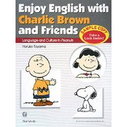 Enjoy English with Charlie Brown and Friends―『ピーナッツ』で学ぶ英語と比較文化 [単行本]