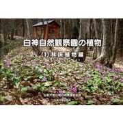 白神自然観察園の植物 1 林床植物編 [図鑑]