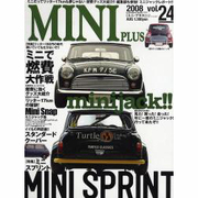 MINI PLUS vol.24 (2008)(KANTOSHA MOOK) [ムックその他]