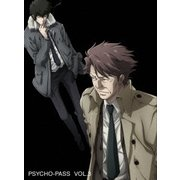 PSYCHO-PASS サイコパス VOL.3