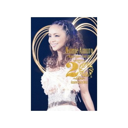 Namie Amuro 5 Major Domes Tour 2012 20th Anniversary Best [Blu-ray Disc]