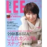 LEE (リー) 2013年 02月号 [雑誌]